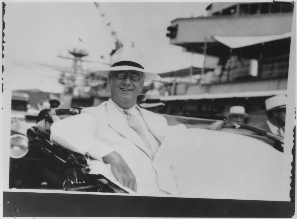 Roosvelt col Panama
