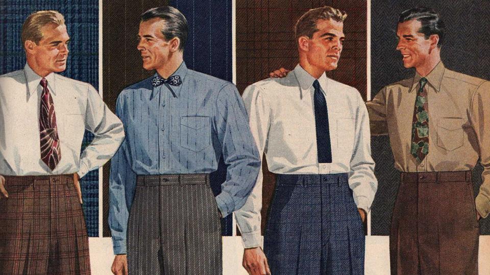 La trascuratezza nel vestire è un suicidio morale