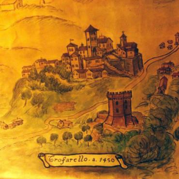 """""""Storia di Trofarello"""" di Filippo Vagnone (1961)"""